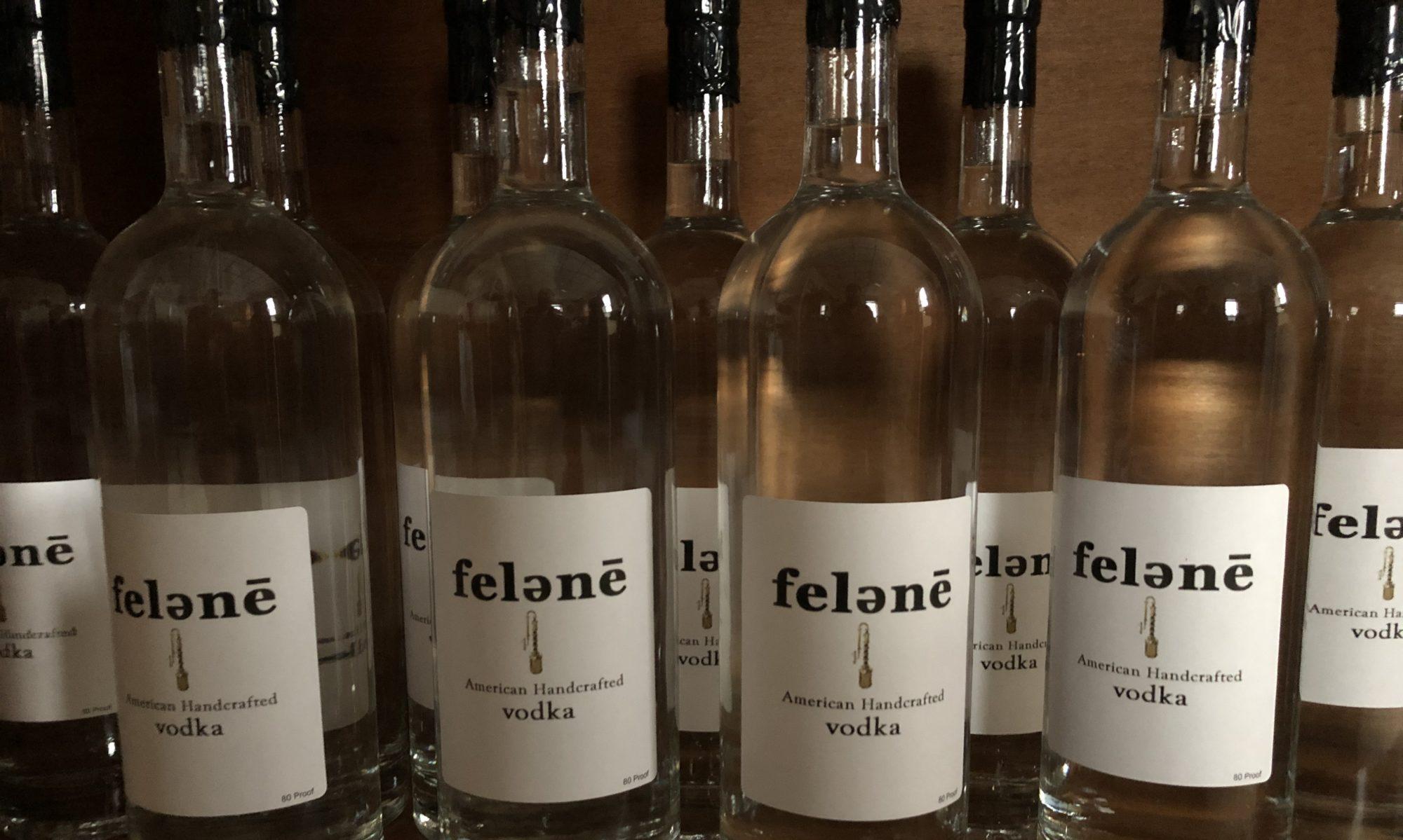felənē vodka
