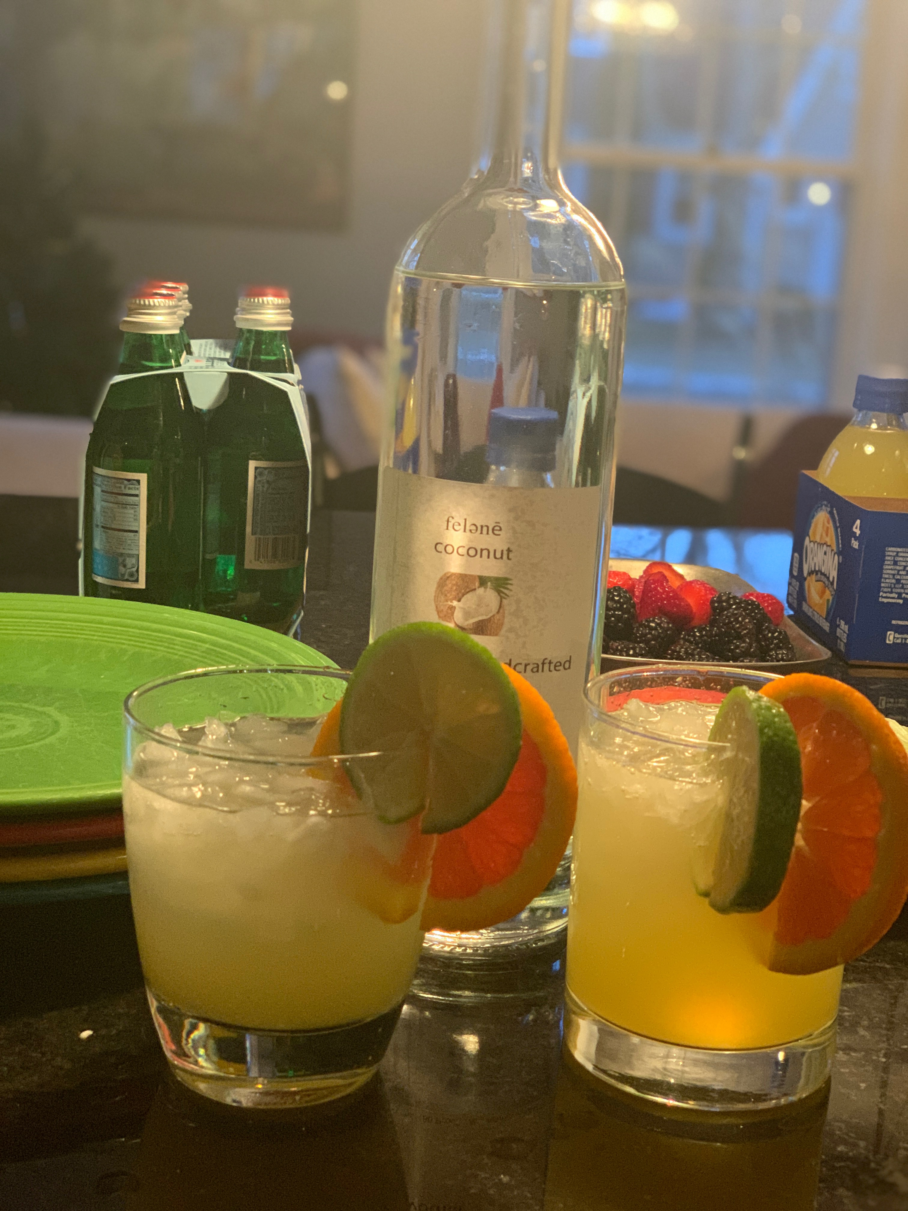 summer cocktail
